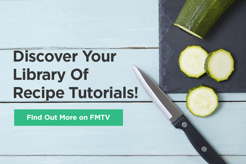 Discover a whole library of recipes on FMTV