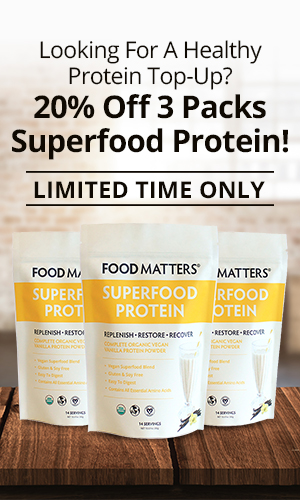 Superfood Protein 20% Off
