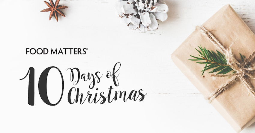 The Food Matters 10 Days of Christmas
