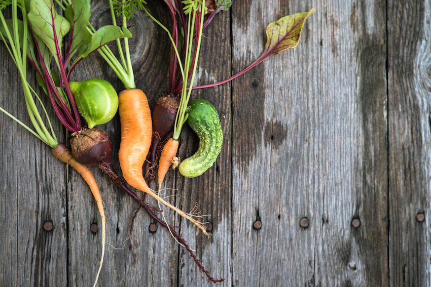 4 Reasons To Love Ugly Fruit And Vegetables
