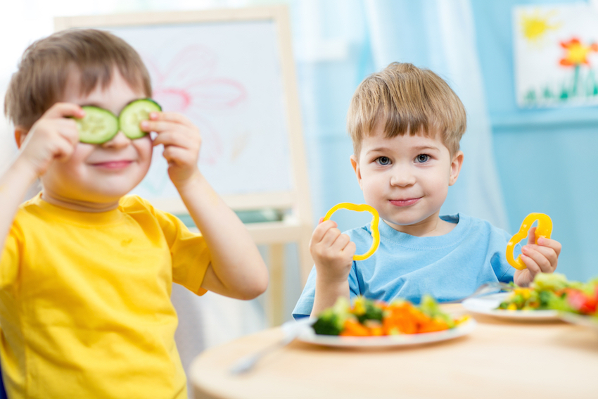 5 Steps to Encourage Your Children To Eat Well