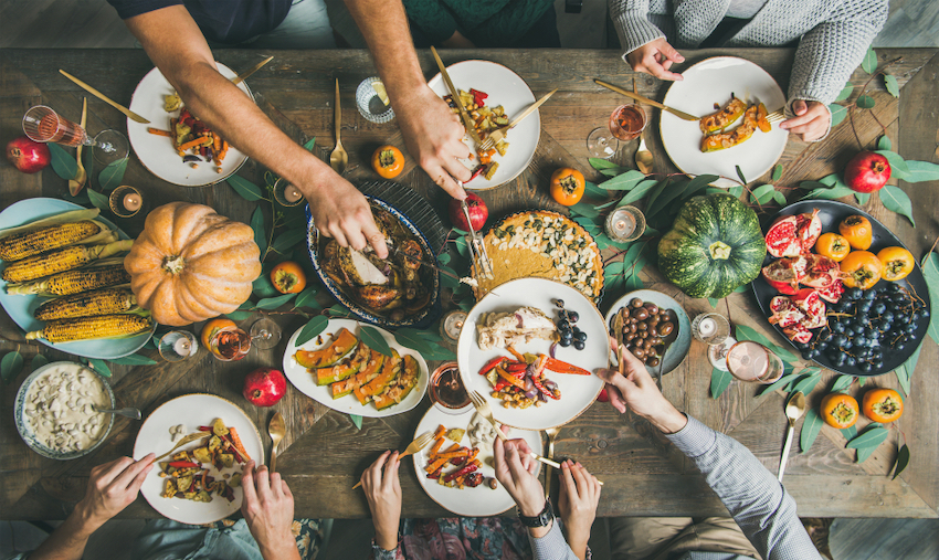7 Tips For A Healthy Thanksgiving