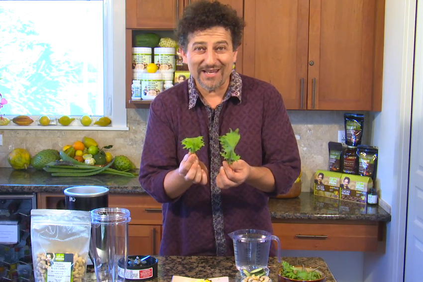 David Wolfe's Super Simple Secrets For Detoxing Heavy Metals