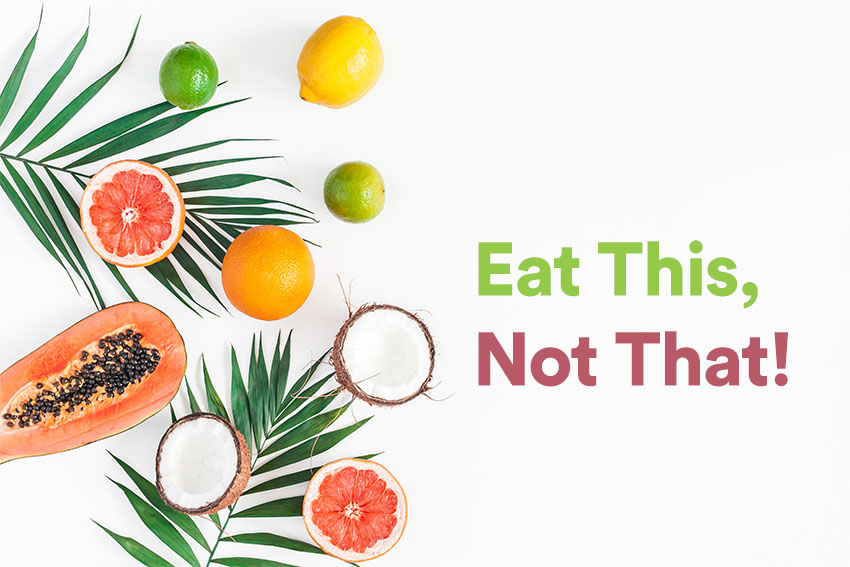 Eat This, Not That [FREE Download]