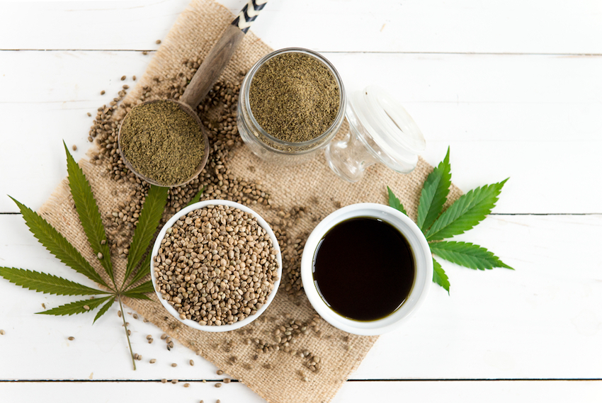 Hemp Food Products Approved For Consumption In Au  U0026 Nz