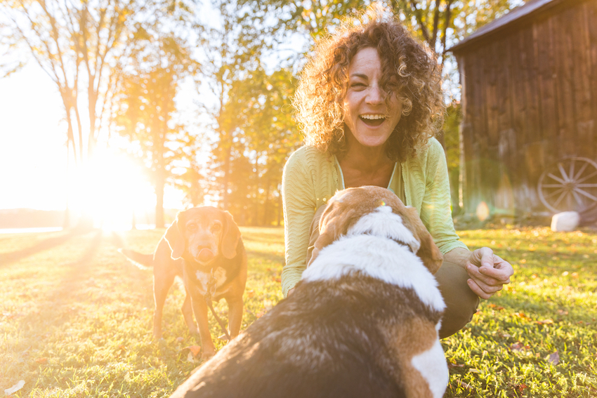8 Ways Your Pet Helps You Heal