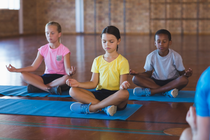School Replaces Detention With Meditation - This Is The Stunning Response