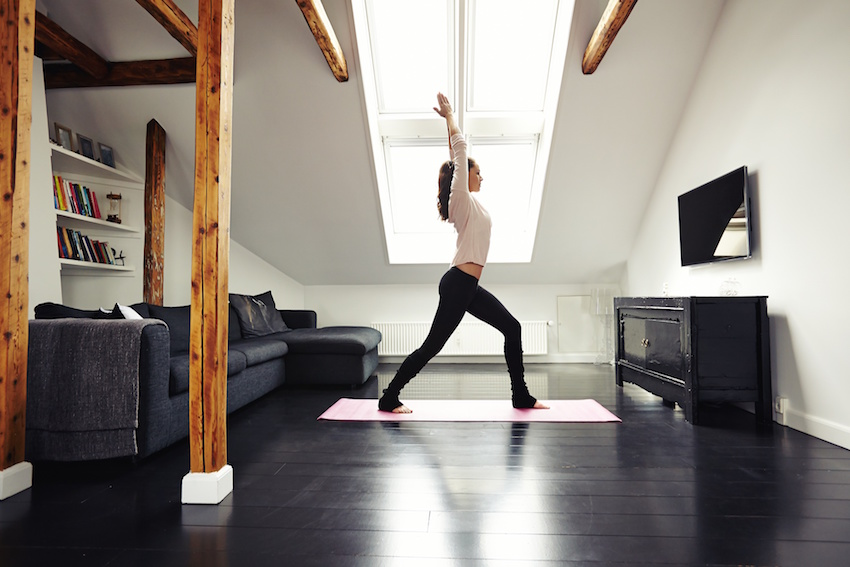 Our Favorite At Home Yoga Flows