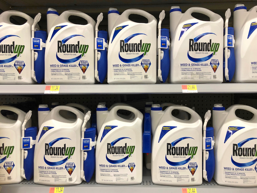 Breaking News: Monsanto Weedkiller Roundup Was 'Substantial Factor' in Causing Man's Cancer