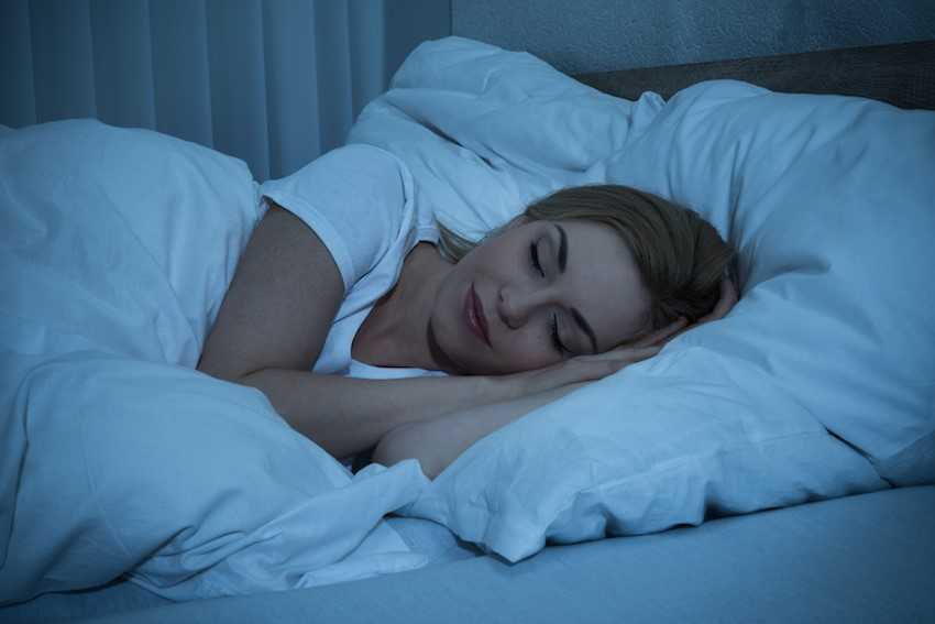 When Sleep is Elusive: Getting Quality Rest