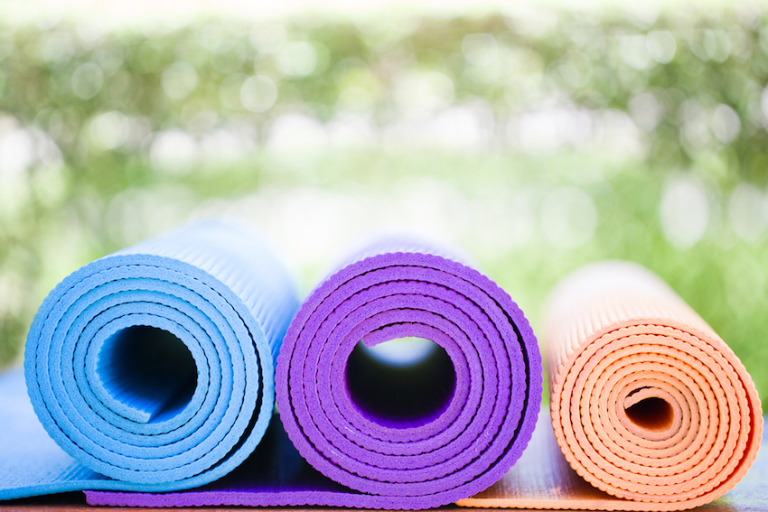 5 Sustainable Yoga Mats We Re Loving Food Matters 174