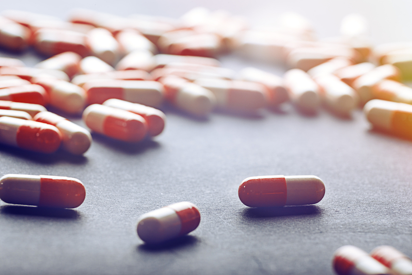 Should We Think Twice About Taking Antibiotics?