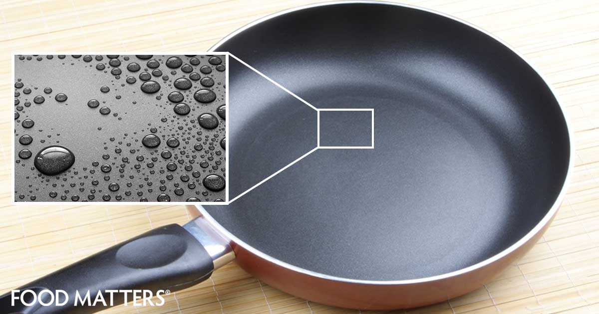 Experts Warn: Throw Away Conventional 'Non-Stick' Cookware