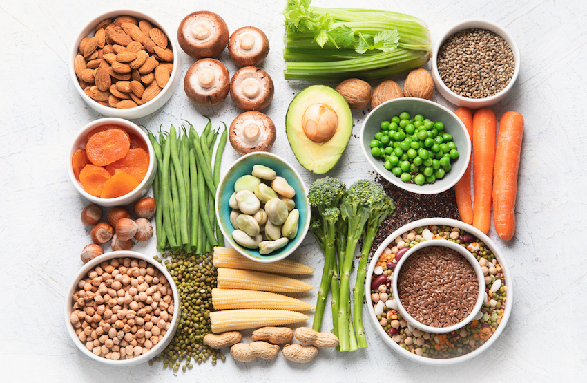 Top 6 Sources of Plant-Based Protein