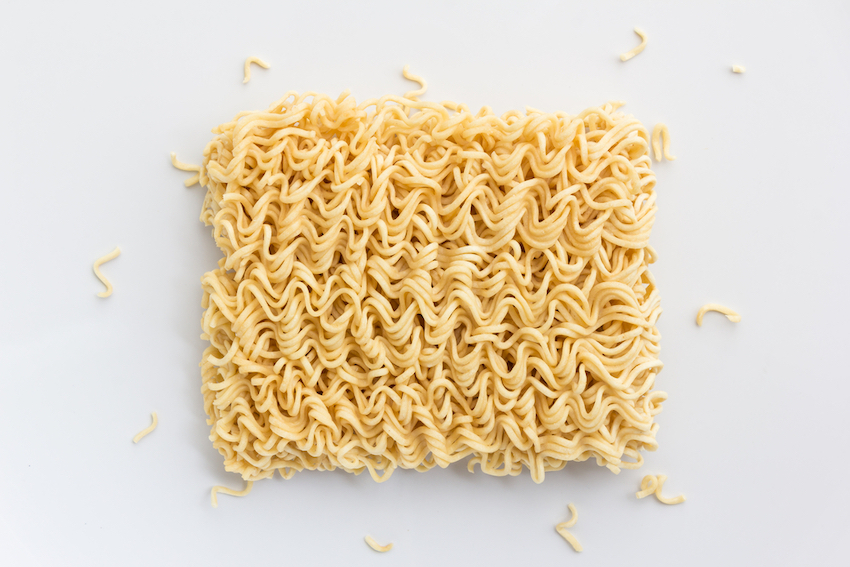 What's Really in Instant Noodles? (Shocking)