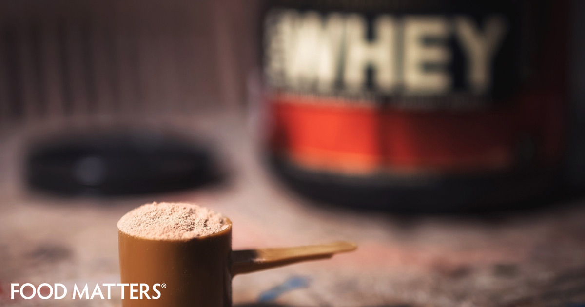 Not All Whey Protein Is Created Equal