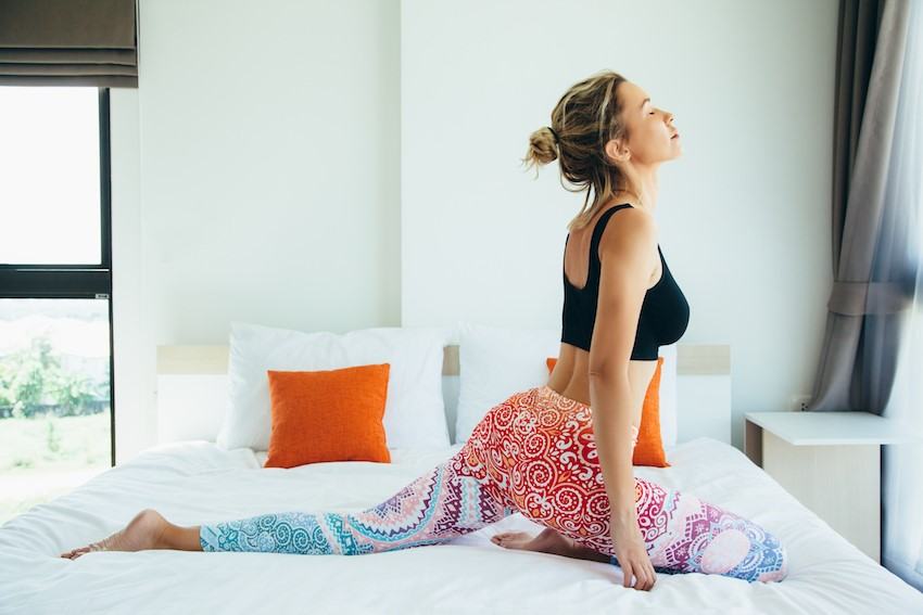 Did You Sit At The Desk All Day? Unwind With These 3 Yoga Classes