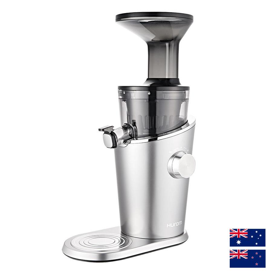 Hurom H100 Cold Press Juicer (Platinum Silver) - AU/NZ model