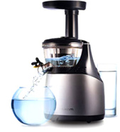Cold press juicers are easy to clean.