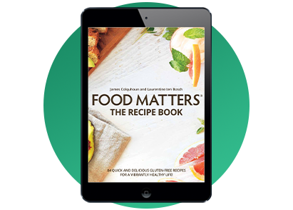The Food Matters Recipe Book