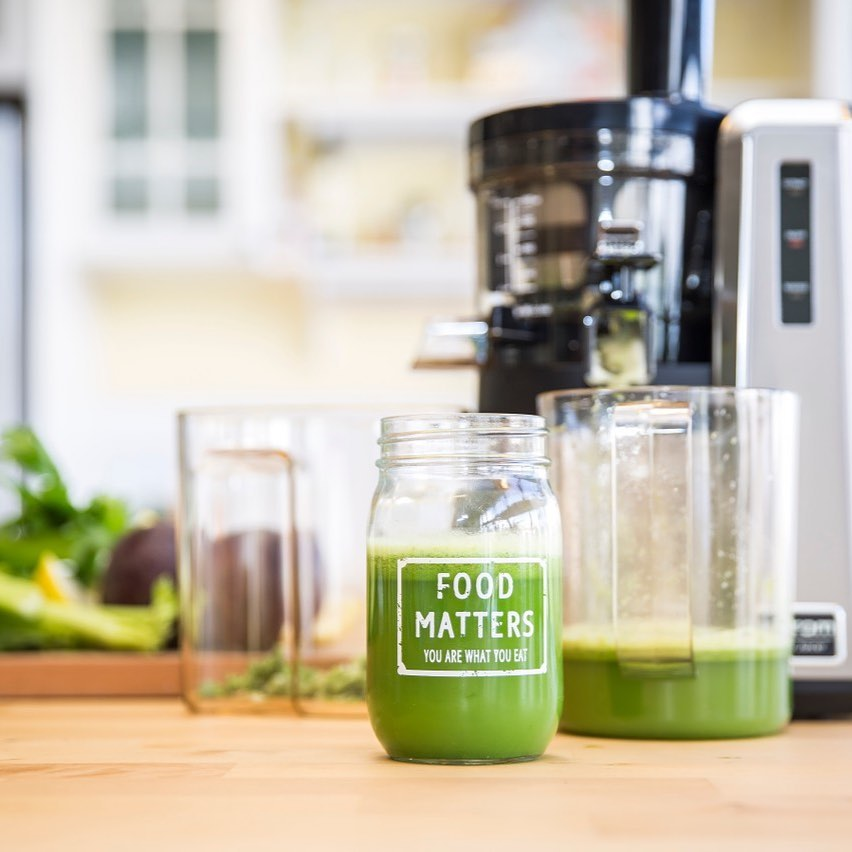 Food Matters Green Juice