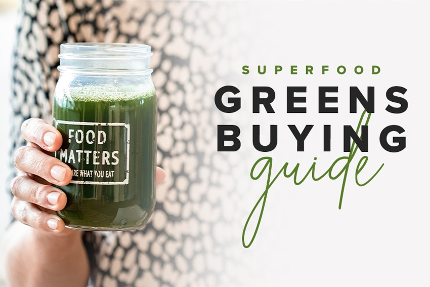 Are Superfood Green Powders Good For You? (Plus How To Find A Good One)