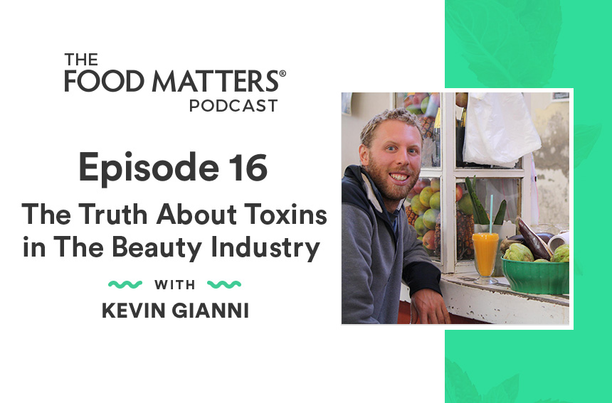 Episode 16: The Truth About Toxins in the Beauty Industry