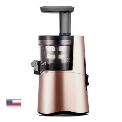 HUROM H-AA SLOW JUICER (ROSE GOLD) - US/CA model