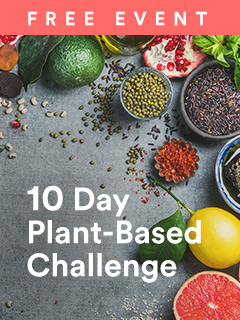 10 Day Plant-Based Challenge
