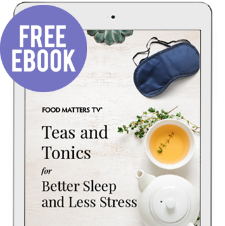 Free eBook Tease and Tonics for Better Sleep and Less Stress