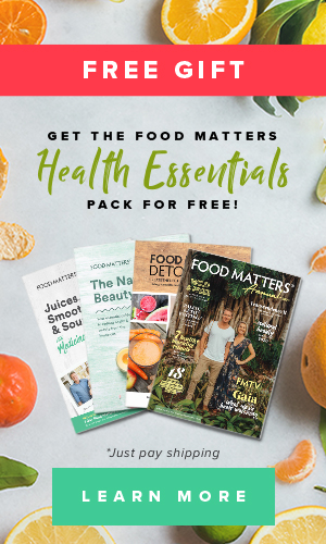 FREE GIFT | Get the Food Matters Health Essentials Pack For Free! Just Pay Shipping.