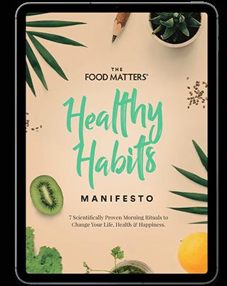 Healthy Habits Manifesto