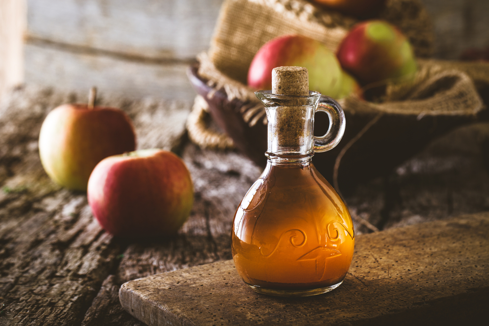 Apple Cider Vinegar: 4 Ways