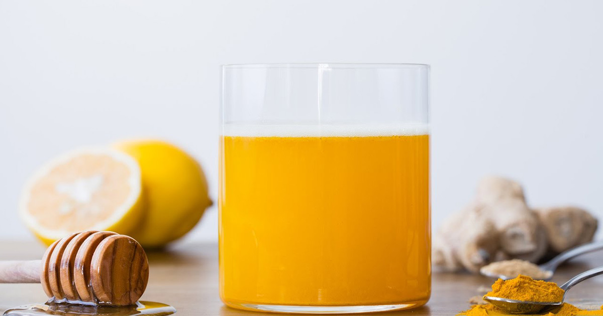The Ultimate Morning Tonic | FOOD MATTERS®