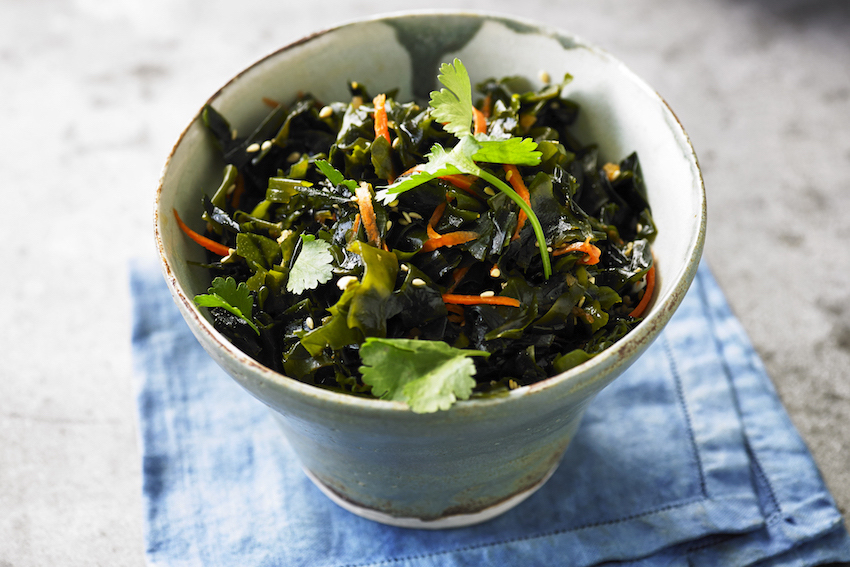 Seaweed and Sesame Salad (Plus, Discover Why Seaweed Is Such A Powerful Beauty Food)