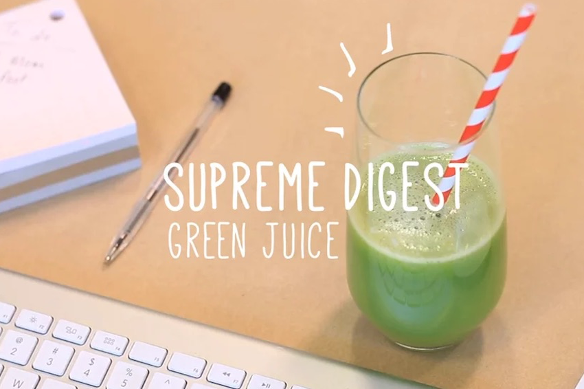Supreme Digest Green Juice