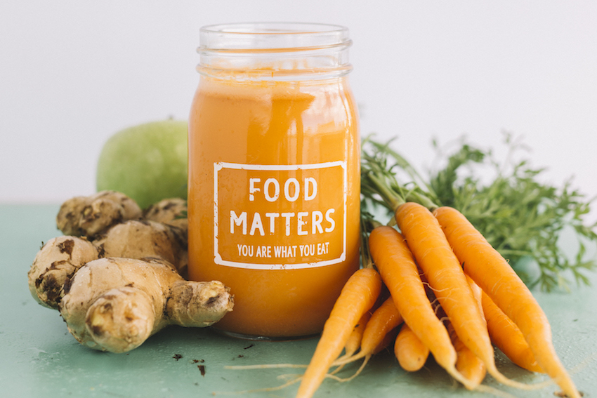 Food Matters Juice Recipes