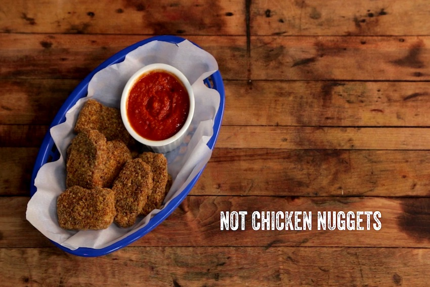 Not So Chicken Nuggets