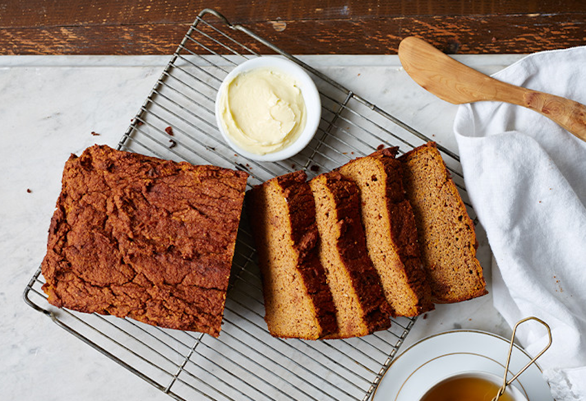 Dr. Hyman's Grain-Free Spiced Sweet Potato Bread