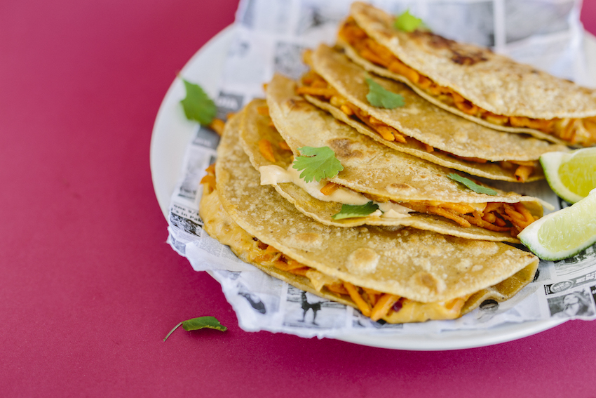 Mexican sweet potato quesadillas food matters mexican sweet potato quesadillas forumfinder Gallery