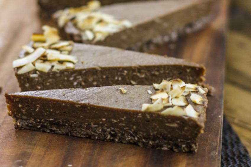 Recipe Chocolate Cake Psyllium