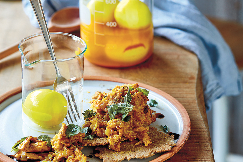 Healthy recipes nutritious delicious ideas food matters turmeric scrambled eggs forumfinder Images
