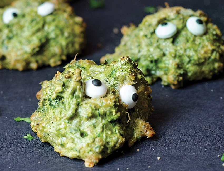Veggie Monster Rocks